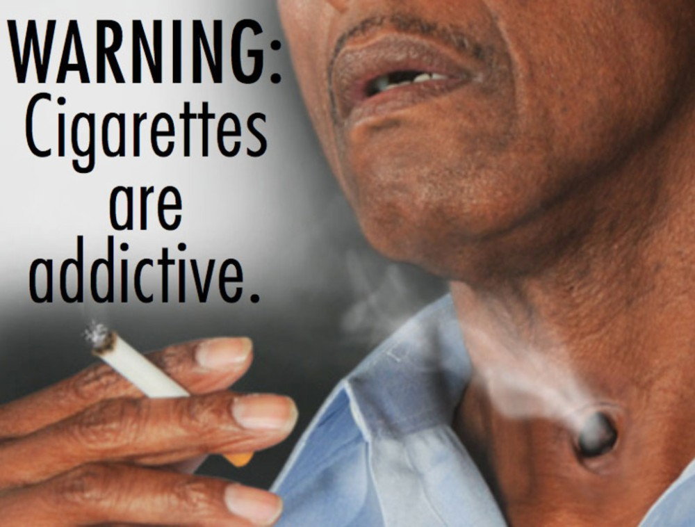 Smoking is bad for you?