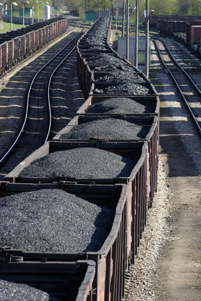Bellingham's Coal Train Blues Redux