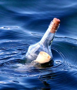 a story about finding a message in a bottle Play this story or choose another from the list of myths and legends  the witch in the bottle  the myths and legends are so good keep up the good work.