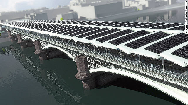 Stuff We Need: Solar Bridges