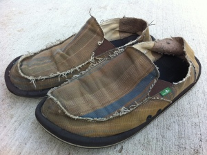 Upcycling First Attempt At Tire Tread Shoes Fish Amp Bicycles
