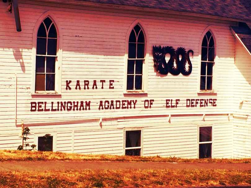 elf-karate