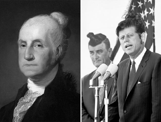 washington-kennedy-johnson-buns