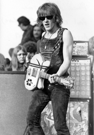 Airplane's Paul Kantner At Altamont